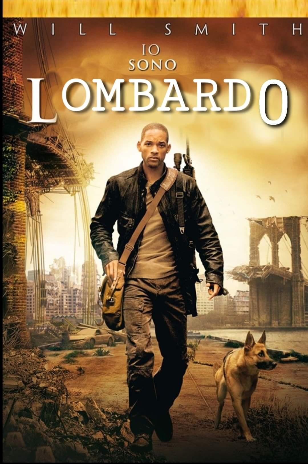 Io sono Lombardo, con Will Smith